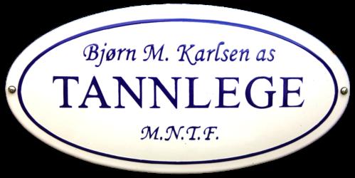 Tannlege Bjørn M. Karlsen
